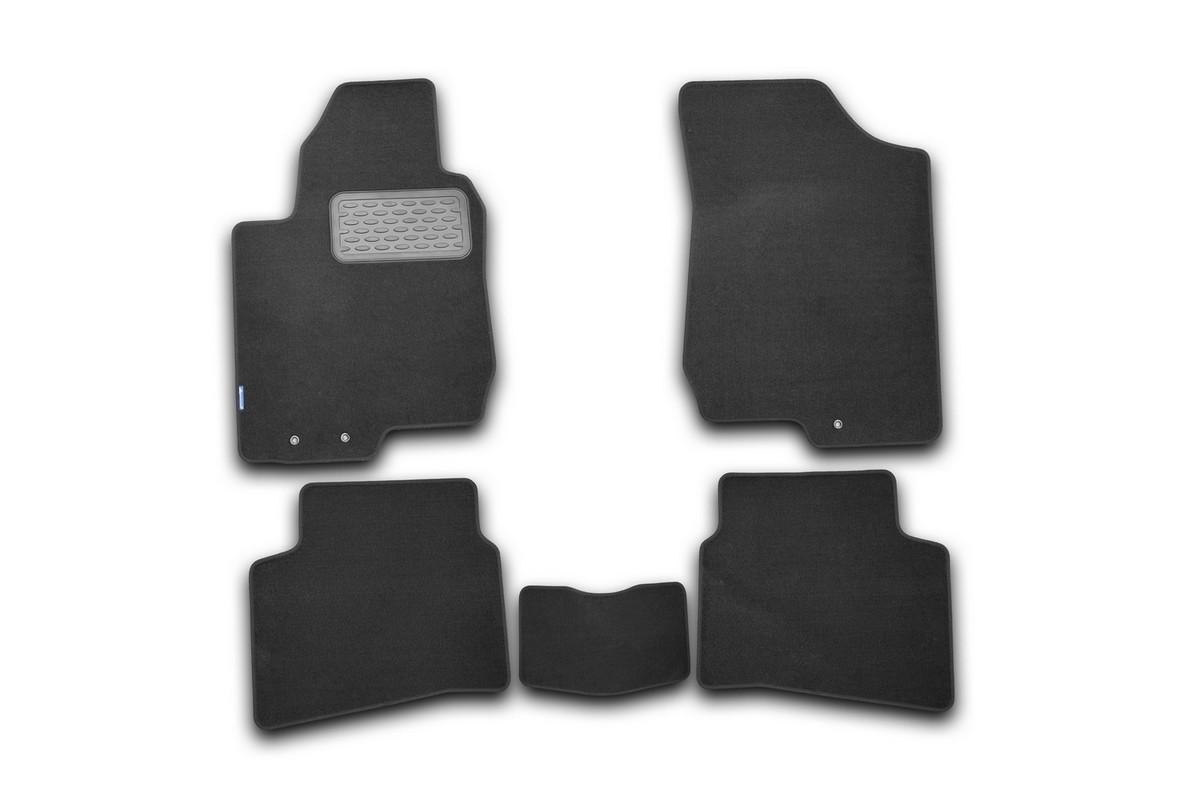Набор автомобильных ковриков Klever для Kia Pro Ceed 2011-, хэтчбек, в салон, 5 шт. NLT.25.38.11.110kh недорго, оригинальная цена