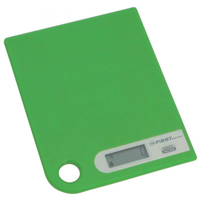Кухонные весы First FA-6401-1-GN