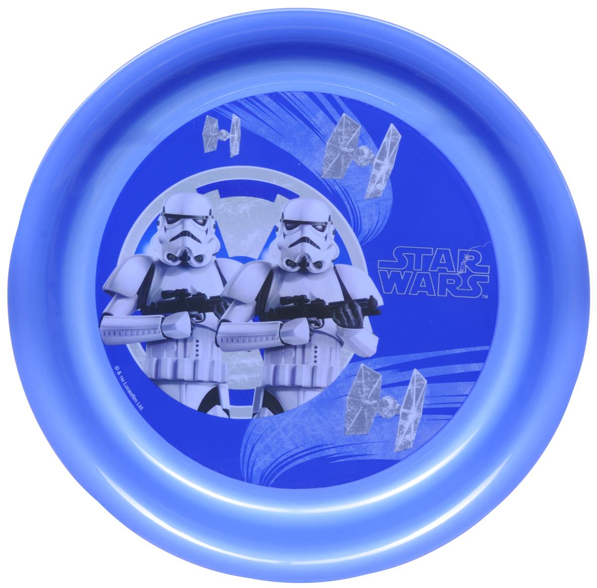Фото - Star Wars Тарелка детская Штурмовики диаметр 19 см star wars тарелка детская штурмовики диаметр 19 см