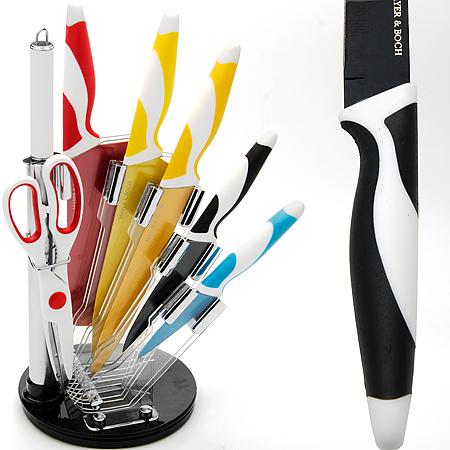"""Набор ножей """"Mayer & Boch"""", 8 предметов. 24200"""
