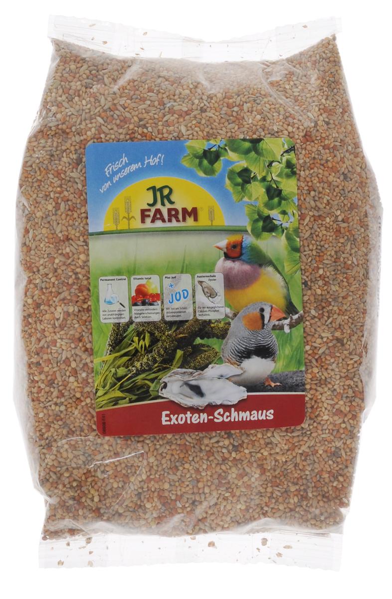 цена Корм для экзотических птиц JR Farm