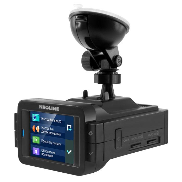 Фото - Neoline X-COP 9000 видеорегистратор с радар-детектором видео