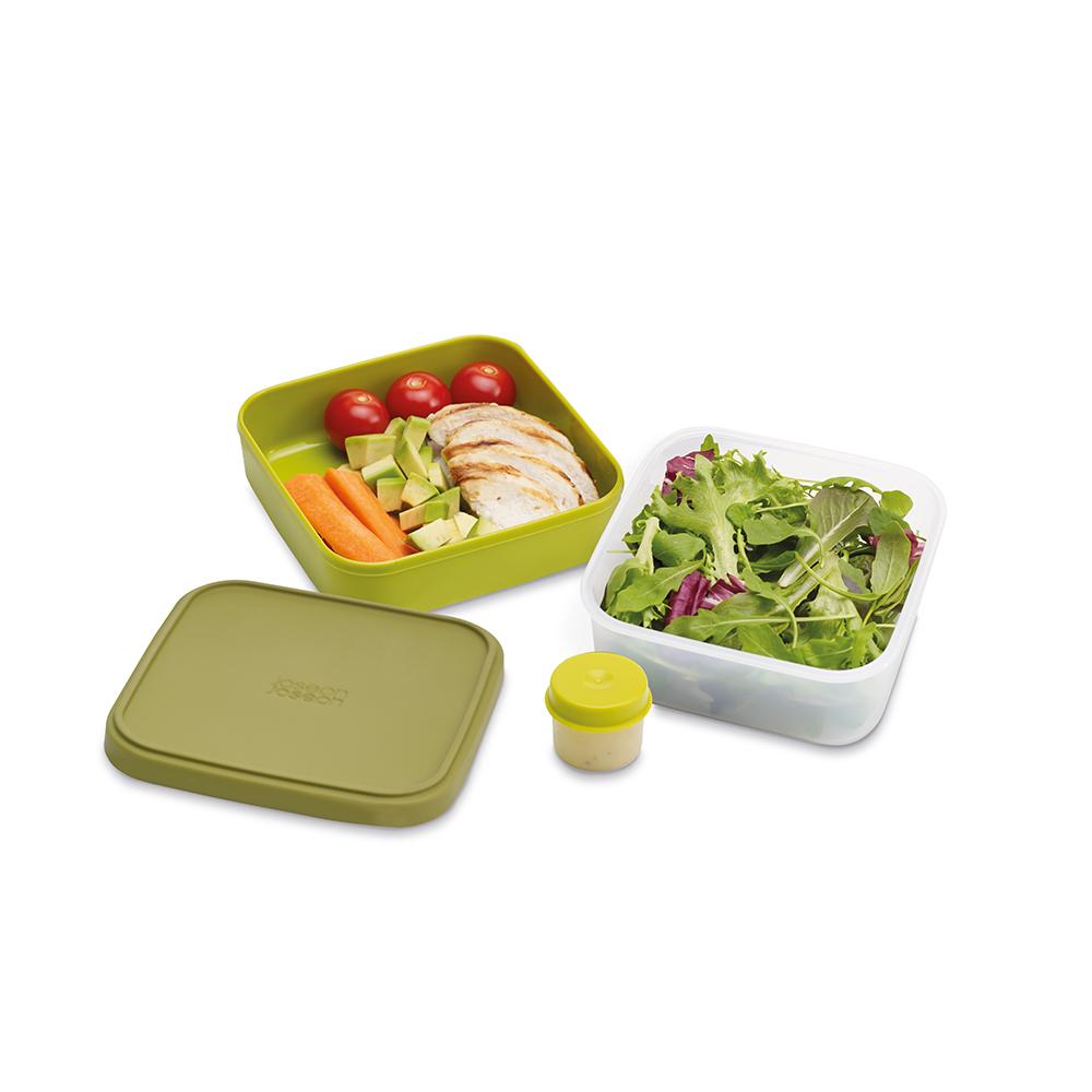 """<b>Ланч</b>-<b>бокс</b> для салатов <b>Joseph Joseph</b> """"<b>GoEat</b>"""", цвет: зеленый ..."""