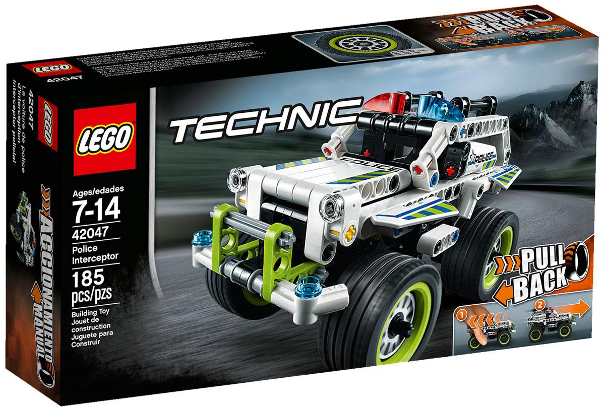 LEGO Technic Конструктор Полицейский патруль 42047