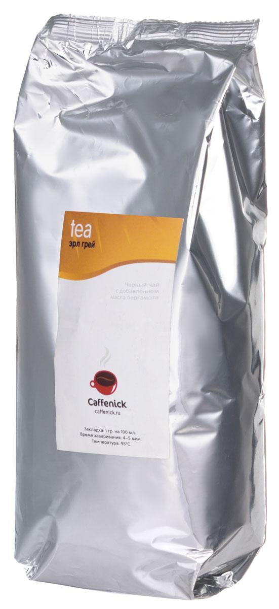 Caffenick Эрл Грэй черный листовой чай, 500 г caffenick душица травяной листовой чай 500 г