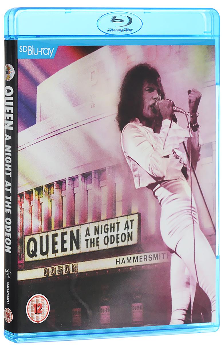 где купить Queen. A Night At The Odeon (Blu-ray) по лучшей цене