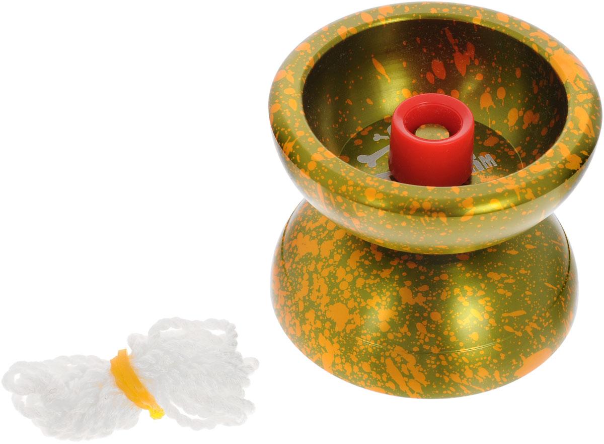 Aero-Yo Йо-йо Aero Storm цвет зеленый оранжевый цена