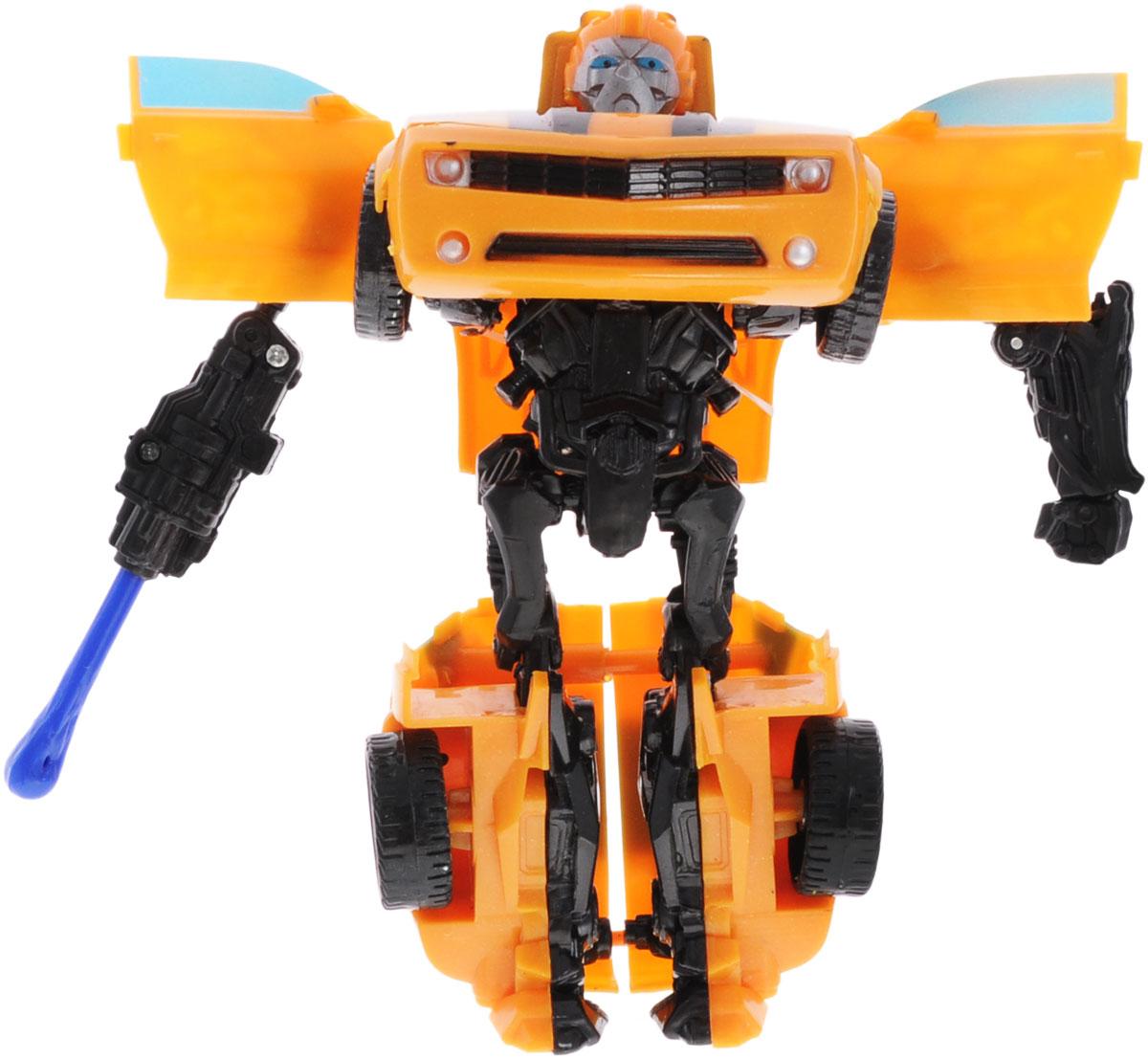 Тилибом Робот-трансформер цвет желтый черный yako робот трансформер цвет желтый зеленый