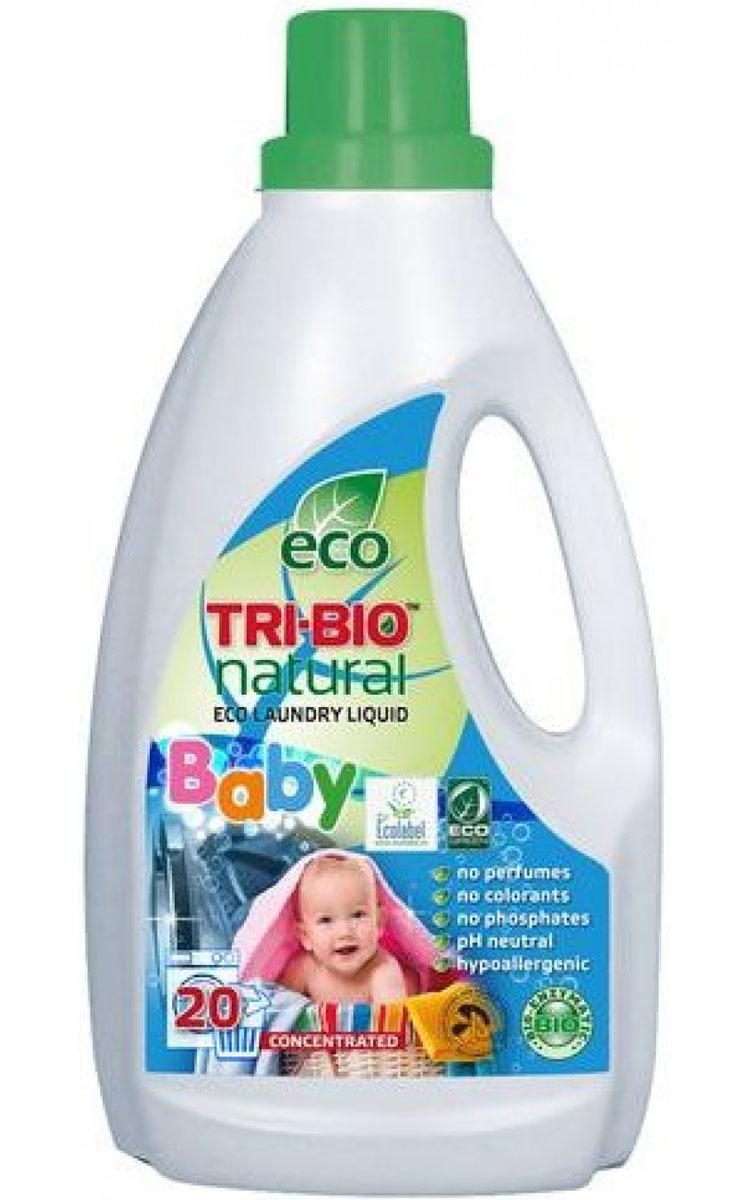 Жидкое средство для стирки детского белья Tri-Bio, 940 мл цена