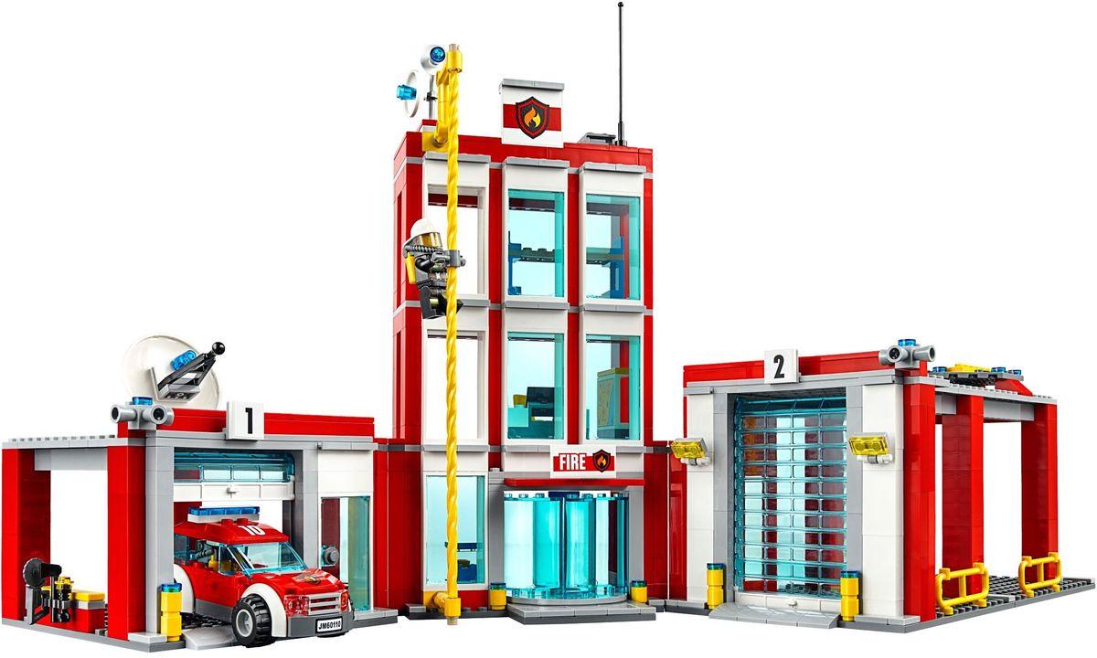 Пожарный участок картинки