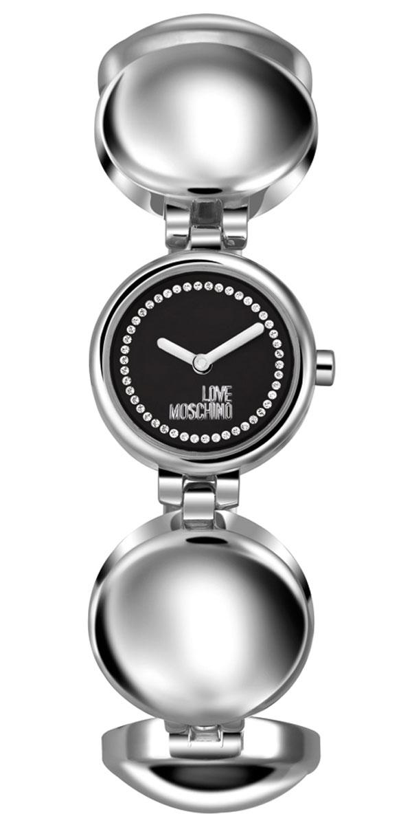 Наручные часы женские Moschino Ball Chic, цвет: серебристый. MW0437 pair of chic geometric ball earrings for women