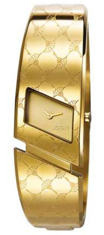 Наручные часы женские JOOP! Angular, цвет: желтый. JP101302F03