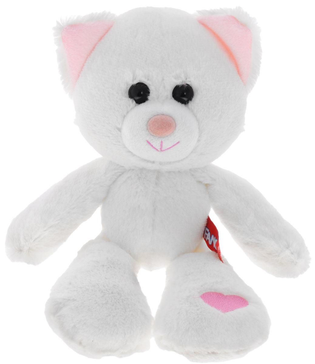 Fancy Мягкая игрушка Котенок Бася чикко игрушка котенок музыкальный