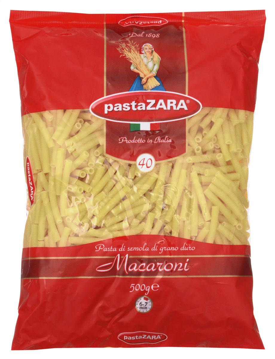 Pasta Zara Макарони макароны, 500 г