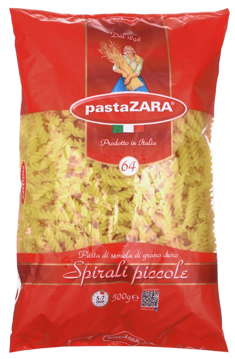 Pasta Zara Спираль мелкая макароны, 500 г цена