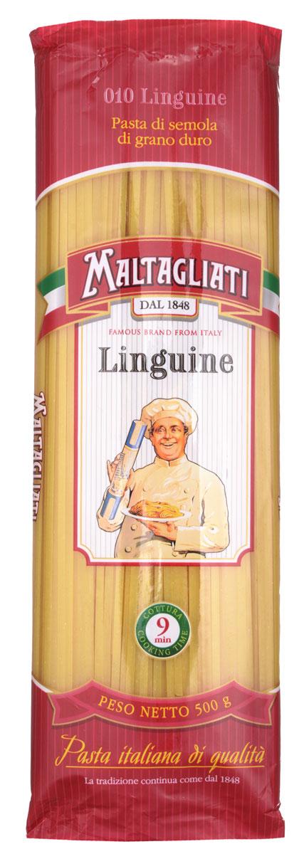Maltagliati Linguine Лапша макароны, 500 г