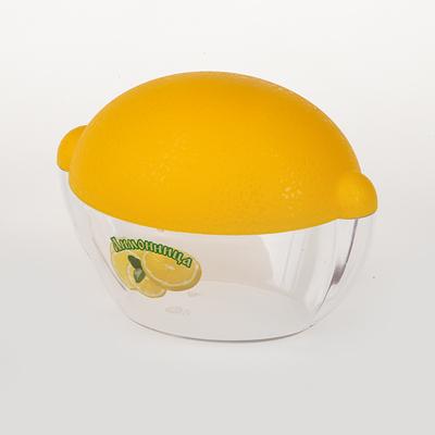 Емкость для лимона. M909 соковыжималка для лимона dunya plastik цвет прозрачный