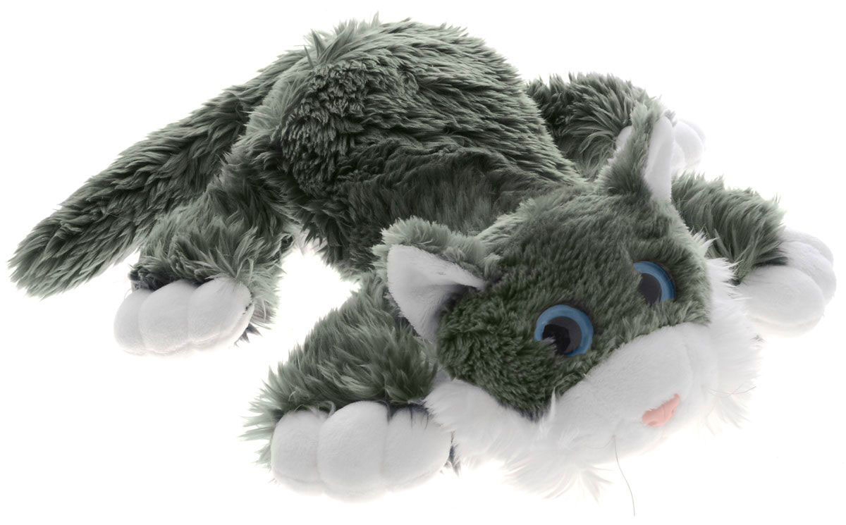 Gulliver Мягкая игрушка Котик Шалунишка 22 см мягкие игрушки gulliver коровка муму 20 см