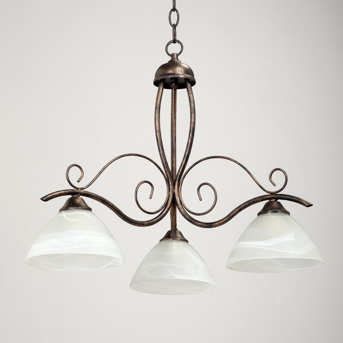 Подвесной светильник Vitaluce, E14, 100 Вт