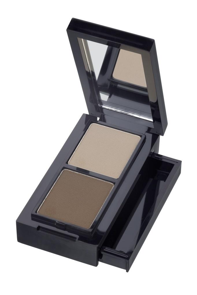 CATRICE Набор для моделирования формы бровей компактный Eye Brow Set 010 светло-коричневый, темно-коричневый, 4гр недорого
