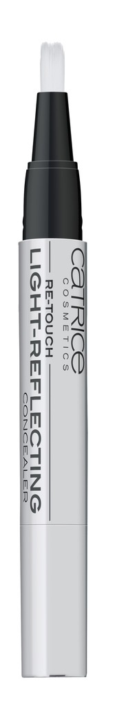 CATRICE Корректор дефектов кожи с кисточкой Re-Touch Light-Reflecting Concealer 020 бежевый, 1,5мл catrice beauty market