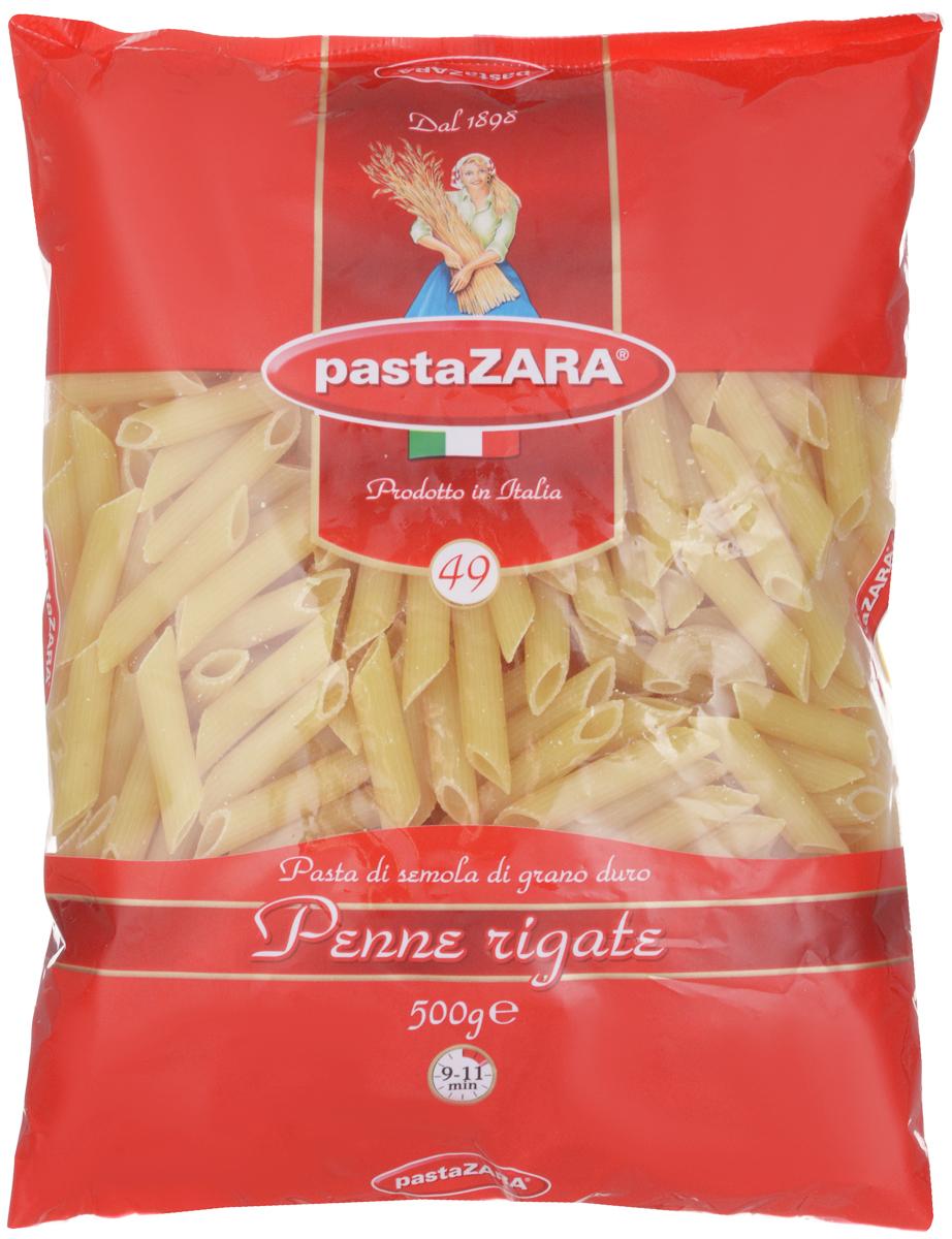 Pasta Zara Перышки рифленые макароны, 500 г