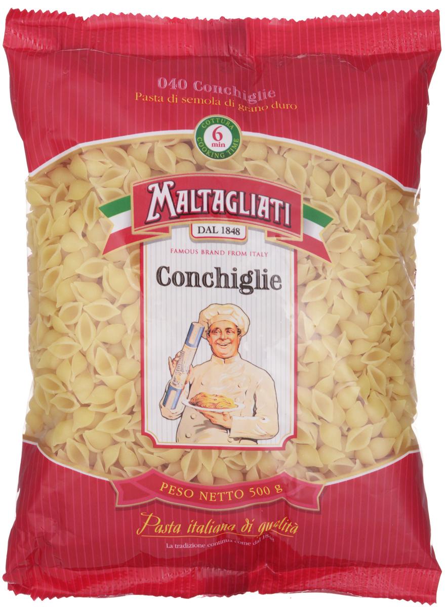 Maltagliati Conchiglie Ракушечка макароны, 500 г