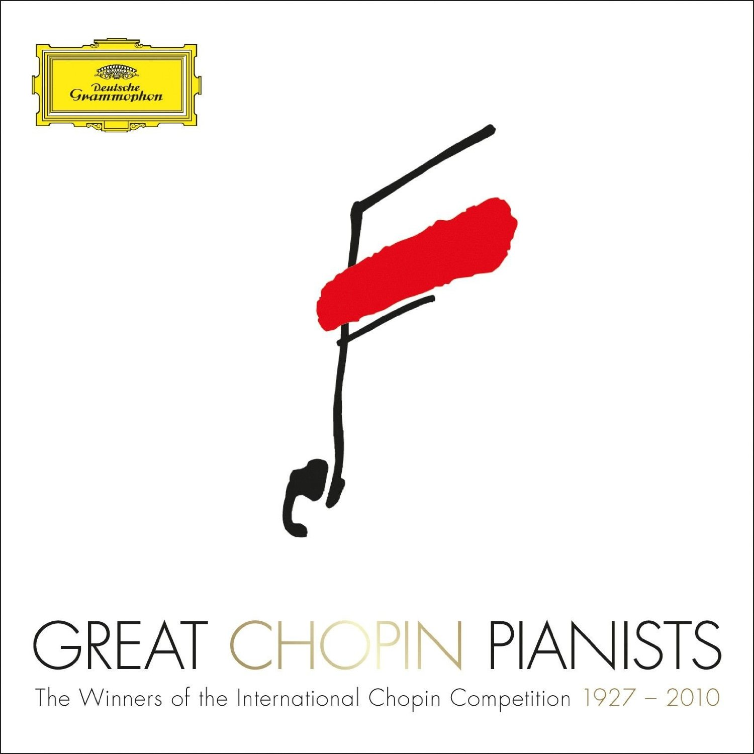 Great Chopin Pianists (11 CD)