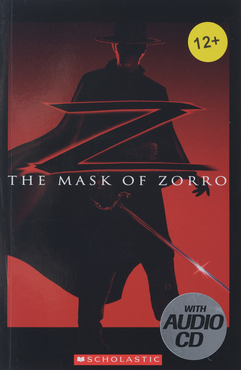 The Mask of Zorro: Level 2 (+ CD) the mask of zorro level 2 cd