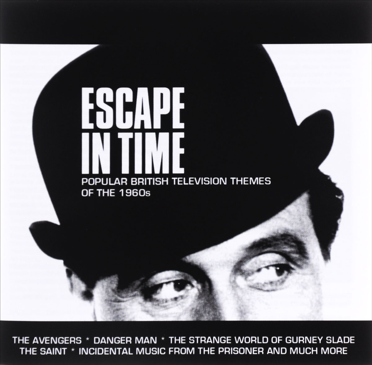 Escape In Time. Popular British Television Themes Of The 1960s