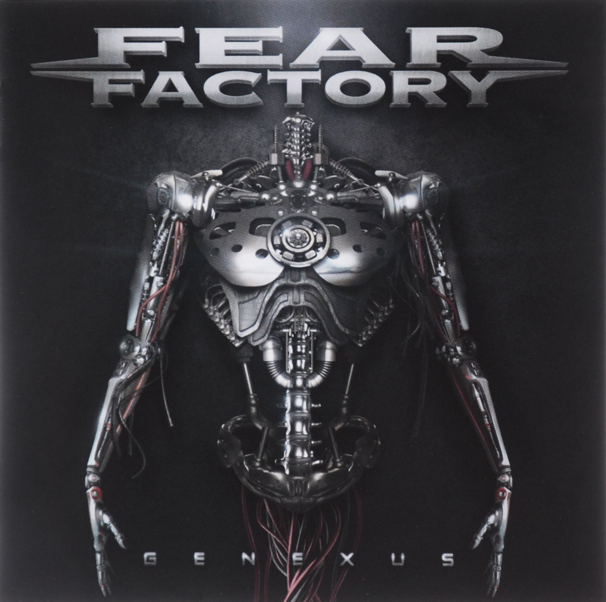 Fear Factory Fear Factory. Genexus fear agent vol 6 2nd edition