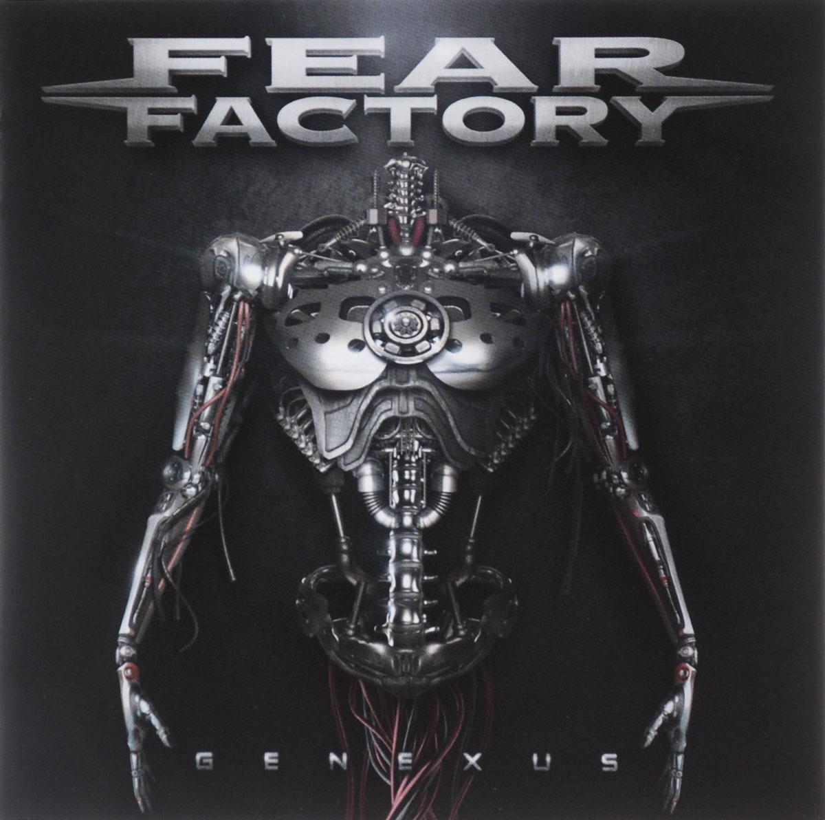 Fear Factory Fear Factory. Genexus fear itself