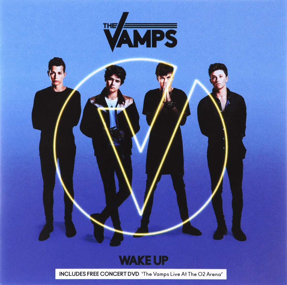 The Vamps The Vamps. Wake Up (CD + DVD) цена