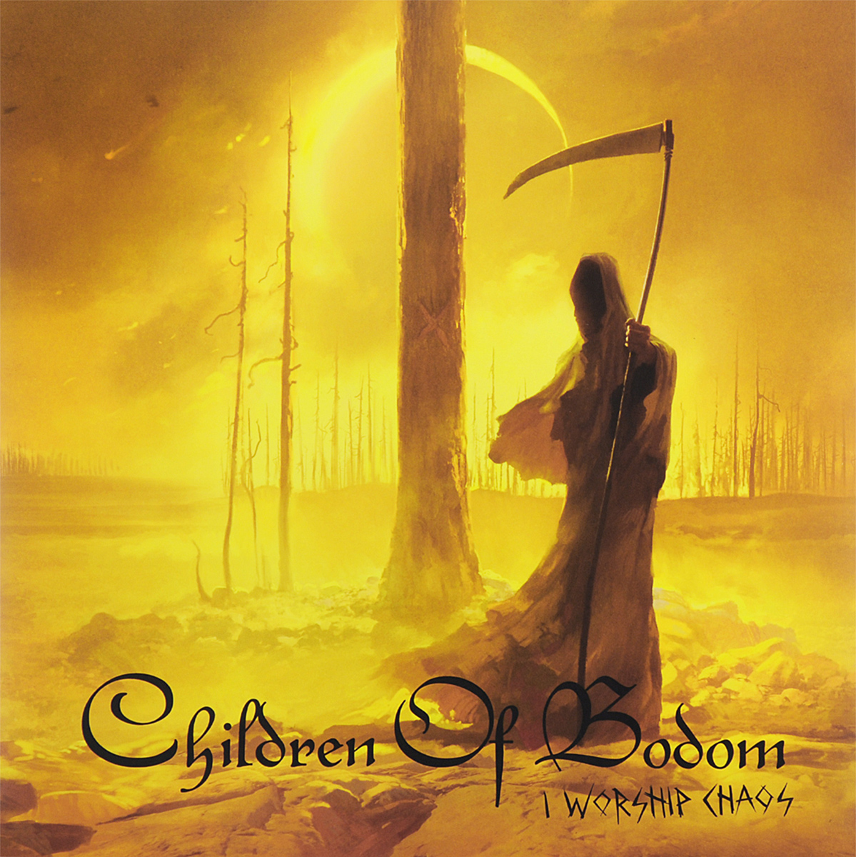 Children Of Bodom Children Of Bodom. I Worship Chaos (LP) chaos панама chaos stratus sombrero