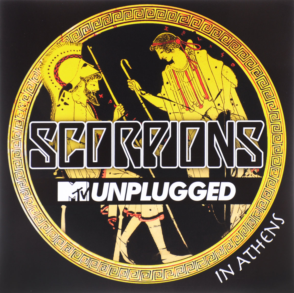 Scorpions Scorpions. MTV Unplugged In Athens (2 CD) scorpions