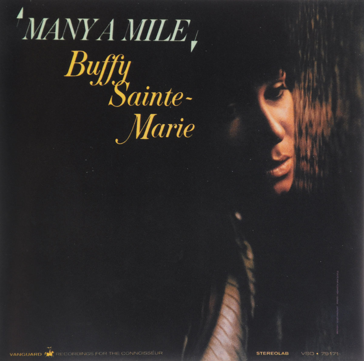 Баффи Санти-Мари Buffy Sainte-Marie. Many a Mile баффи санти мари buffy sainte marie it s my way