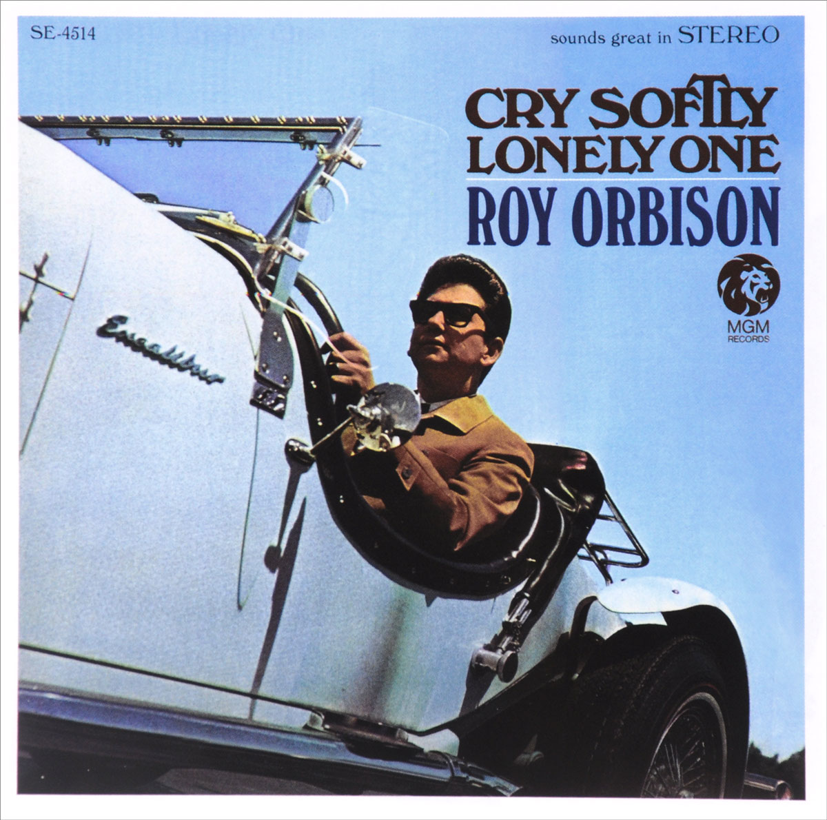 Рой Орбисон Roy Orbison. Cry Softly Lonely One рой орбисон хэнк уильямс старший roy orbison the mgm years 13 cd