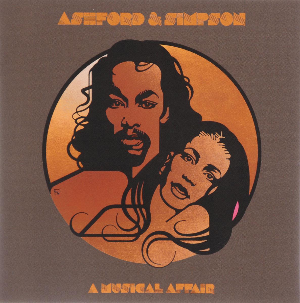 """Ashford & Simpson. A Musical Affair. """"Ashford & Simpson"""""""