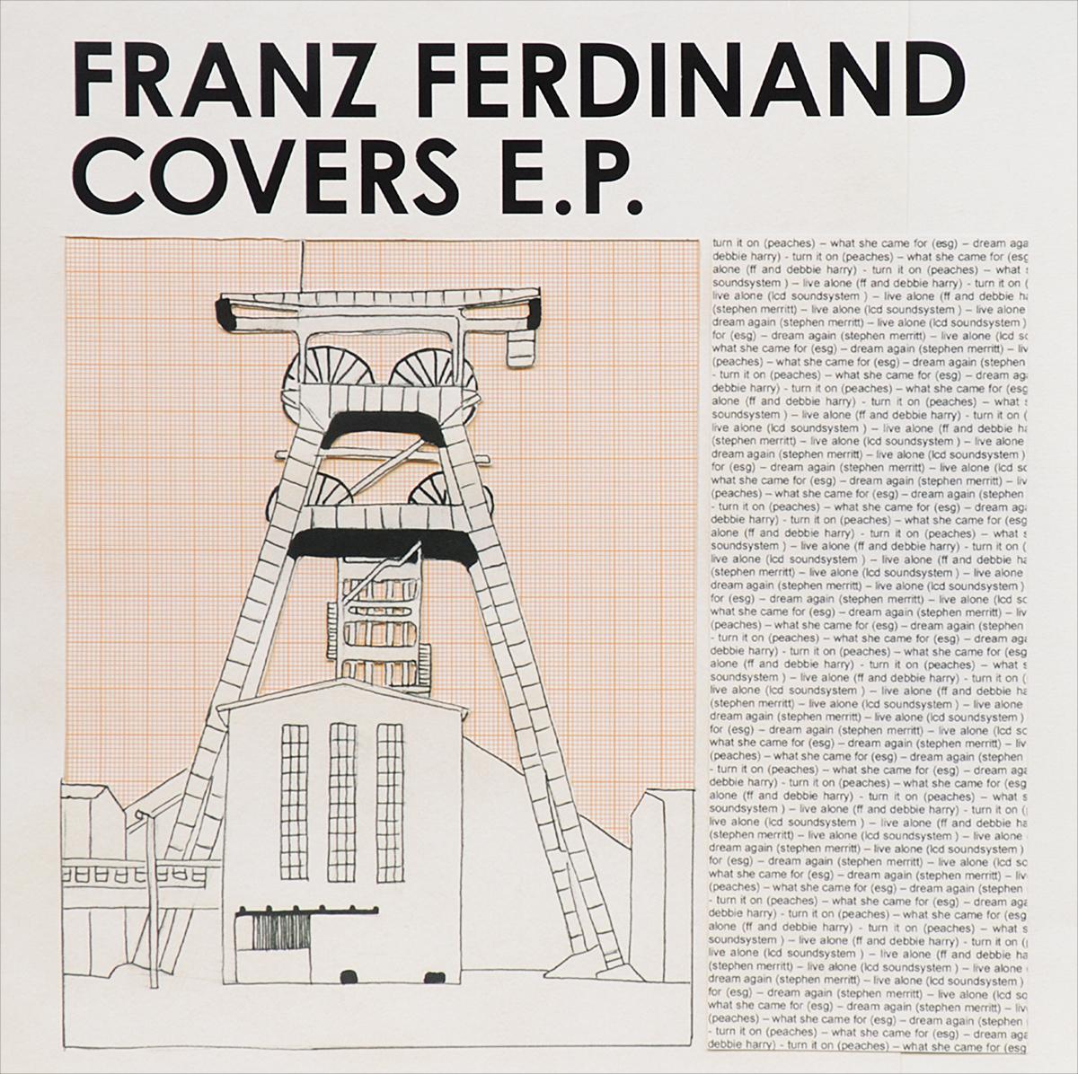 Franz Ferdinand Ferdinand. Covers E. P. (LP)
