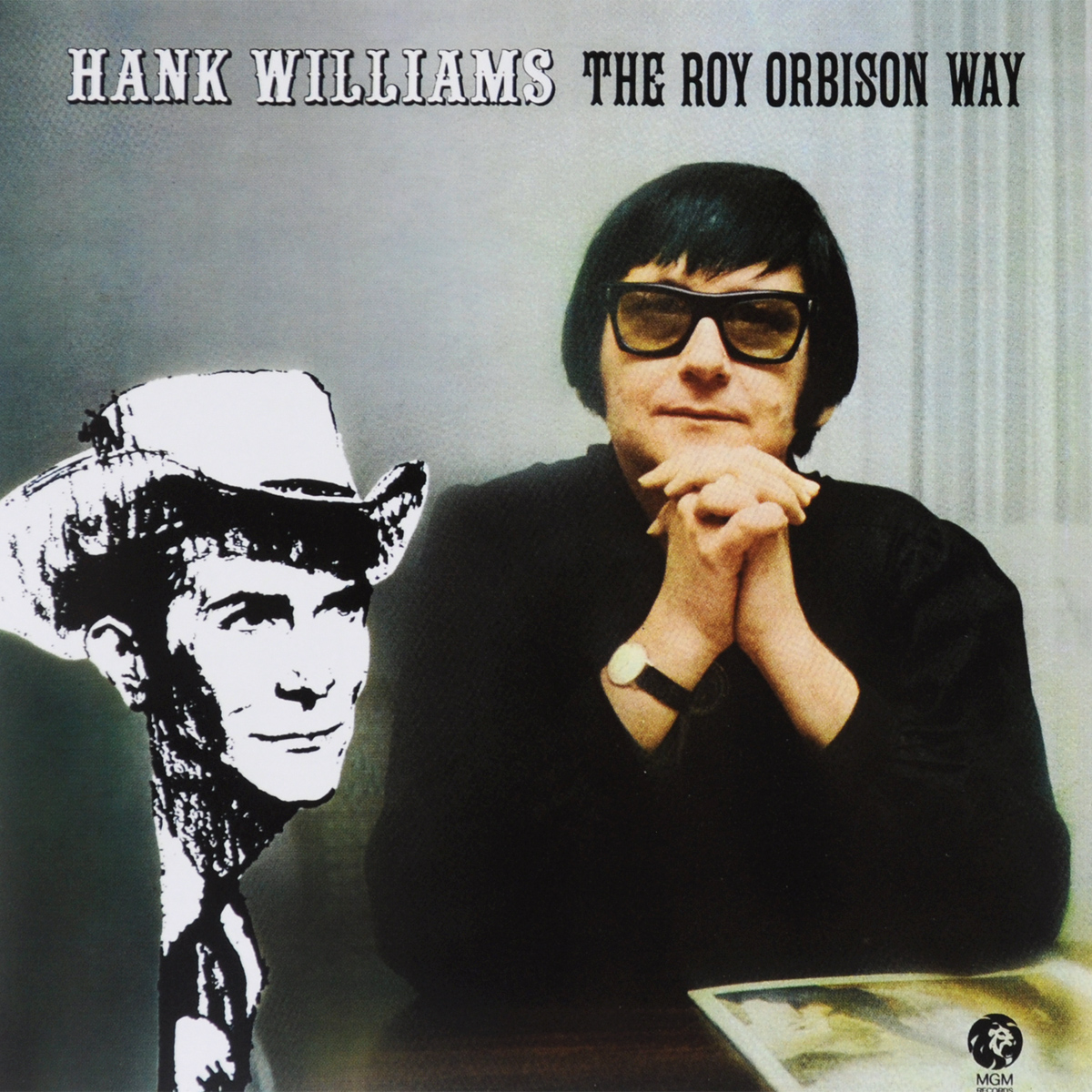 Рой Орбисон Roy Orbison. Hank Williams The Roy Orbison Way рой орбисон хэнк уильямс старший roy orbison the mgm years 13 cd