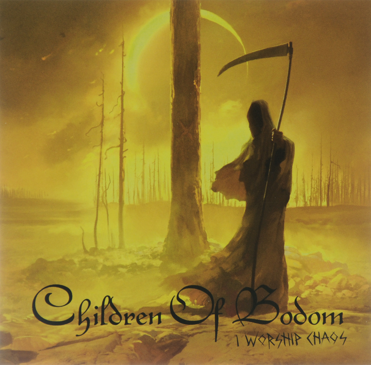 Children Of Bodom Children Of Bodom. I Worship Chaos chaos панама chaos stratus sombrero