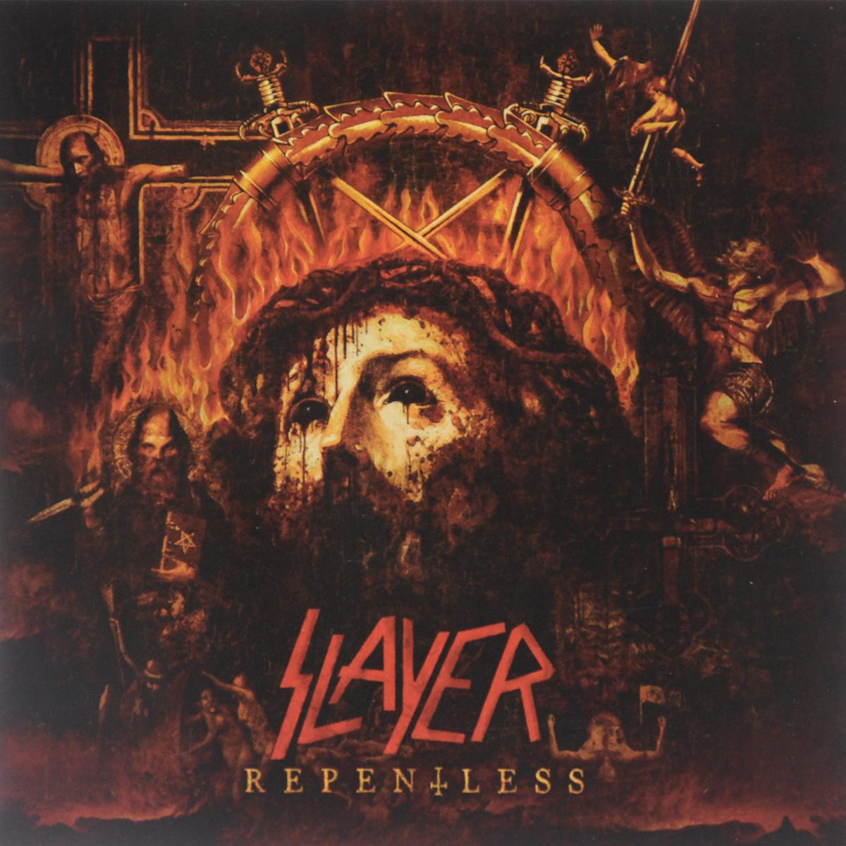 Slayer Slayer. Repentless slayer łódź