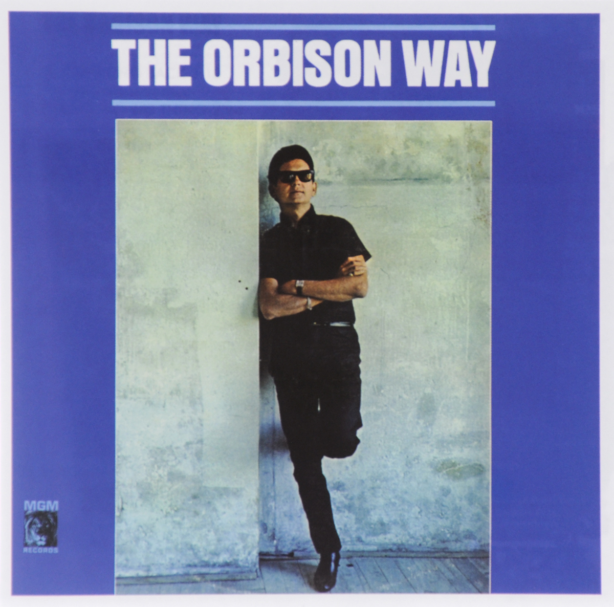 Рой Орбисон Roy Orbison. The Orbison Way рой орбисон хэнк уильямс старший roy orbison the mgm years 13 cd