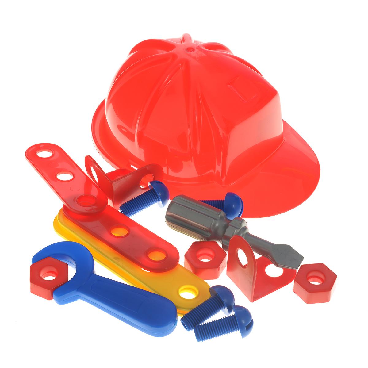 Palau Toys Игровой набор Super Work 17 предметов