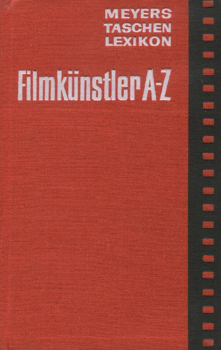 Joachim Reichow Meyers Taschenlexikon. Filmkunstler A-Z