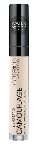 CATRICE Консилер жидкий Liquid Camouflage 010 Porcellain, 5мл catrice beauty market