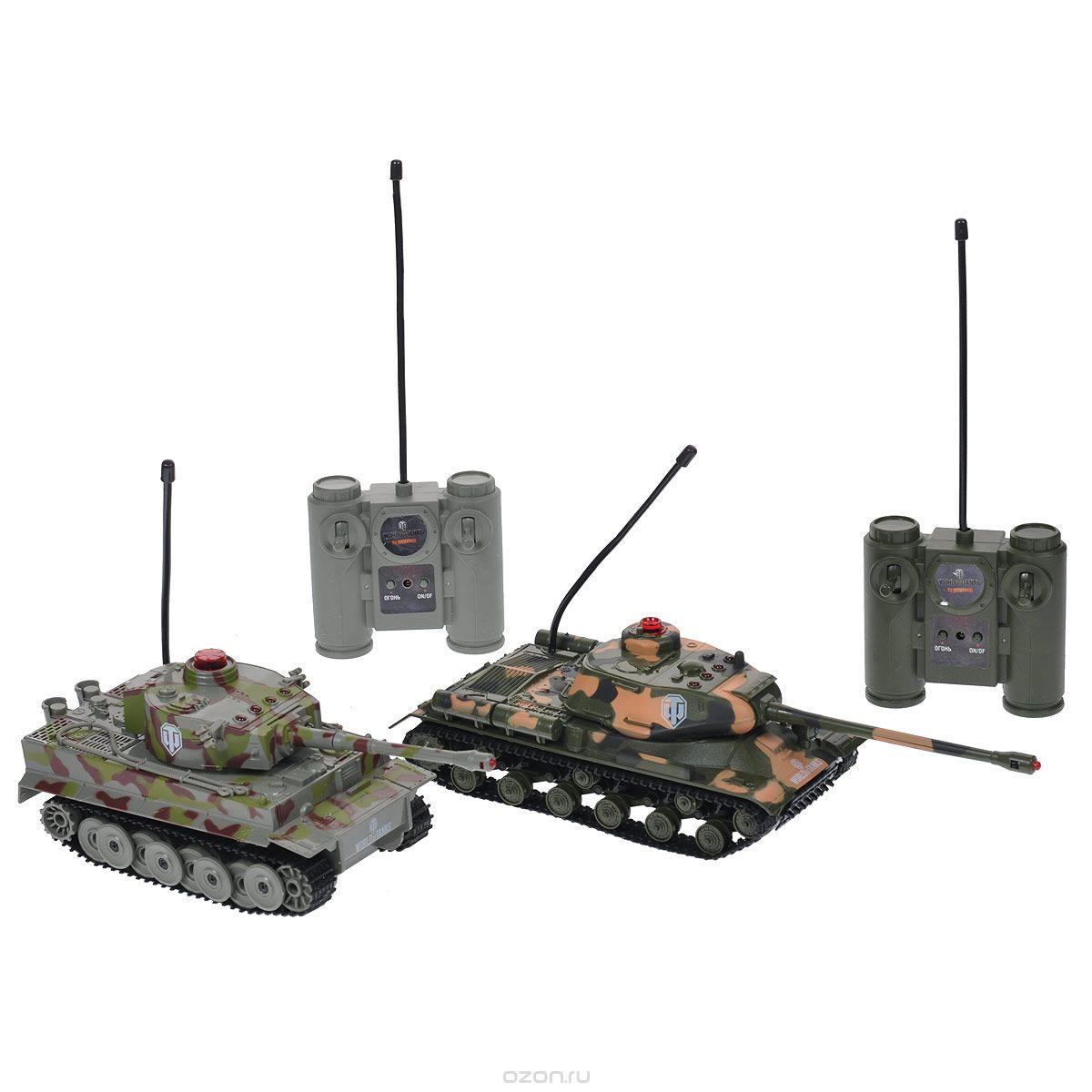 Dream Makers <b>Набор</b> танков на радиоуправлении Wargaming ...