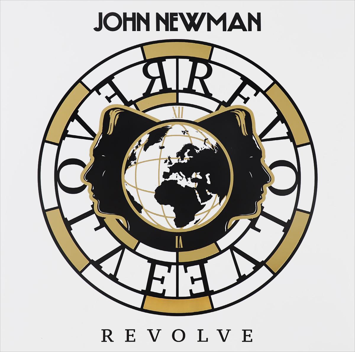 лучшая цена Джон Ньюман John Newman. Revolve (LP)