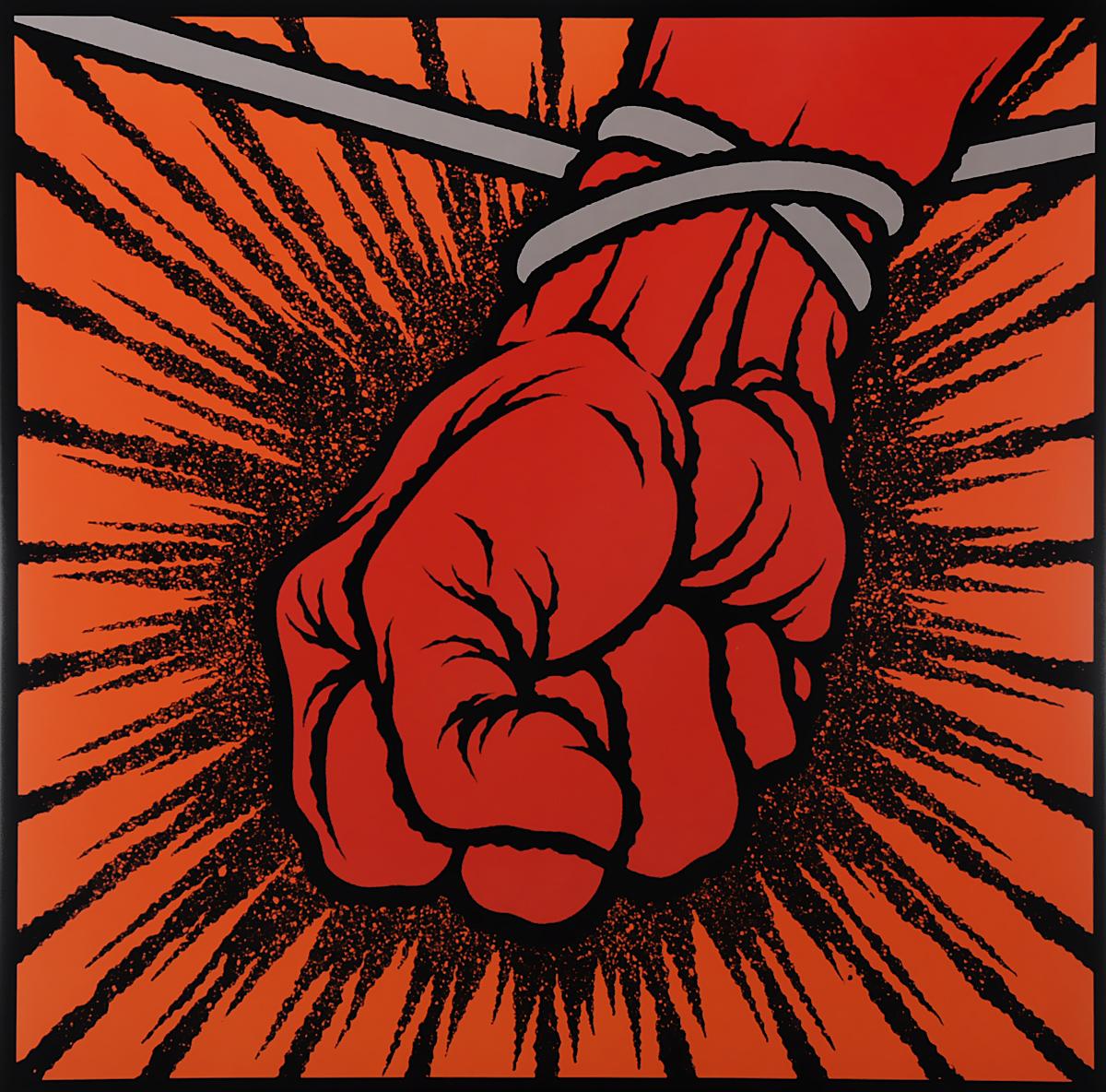 Metallica Metallica. St. Anger (2 LP) metallica metallica garage inc 3 lp