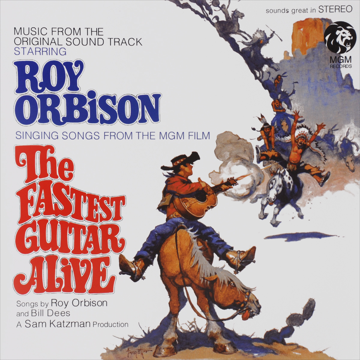 Рой Орбисон Roy Orbison. The Fastest Guitar Alive. Original Sound Track (LP) рой орбисон хэнк уильямс старший roy orbison the mgm years 13 cd